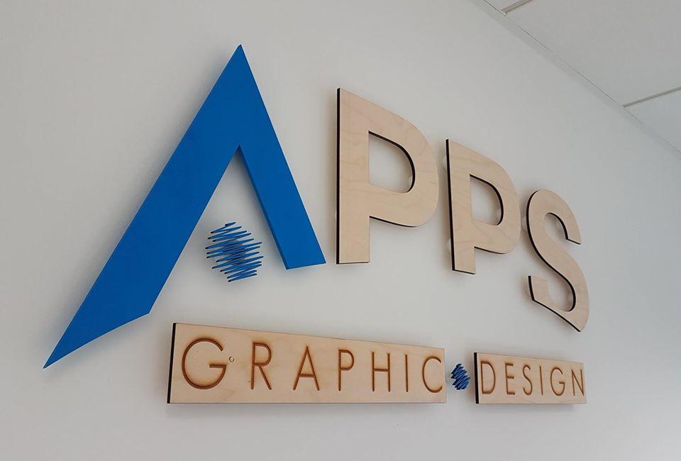Maak kennis met An en Liesbeth van APPS Graphic Design